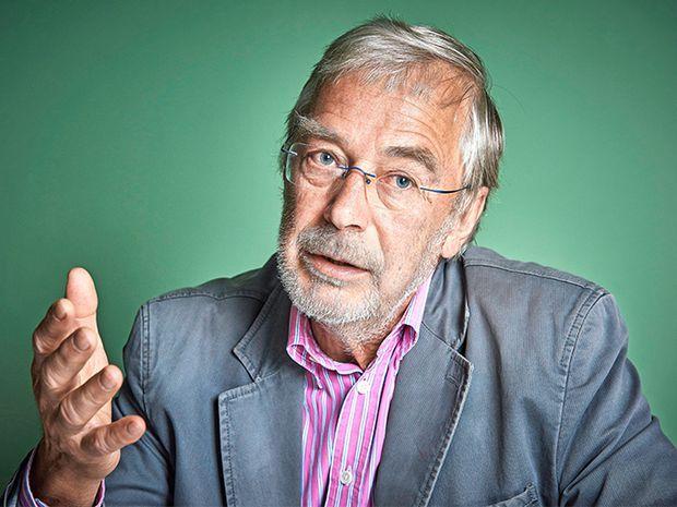 Gerald Hüther will die Lernfreude fördern