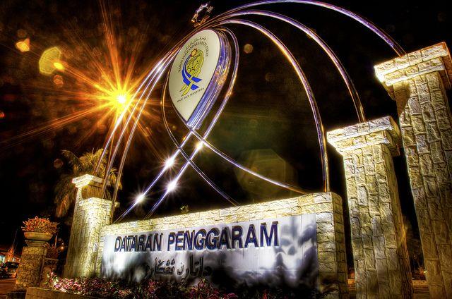 Dataran Penggaram @ Batu Pahat, Malaysia