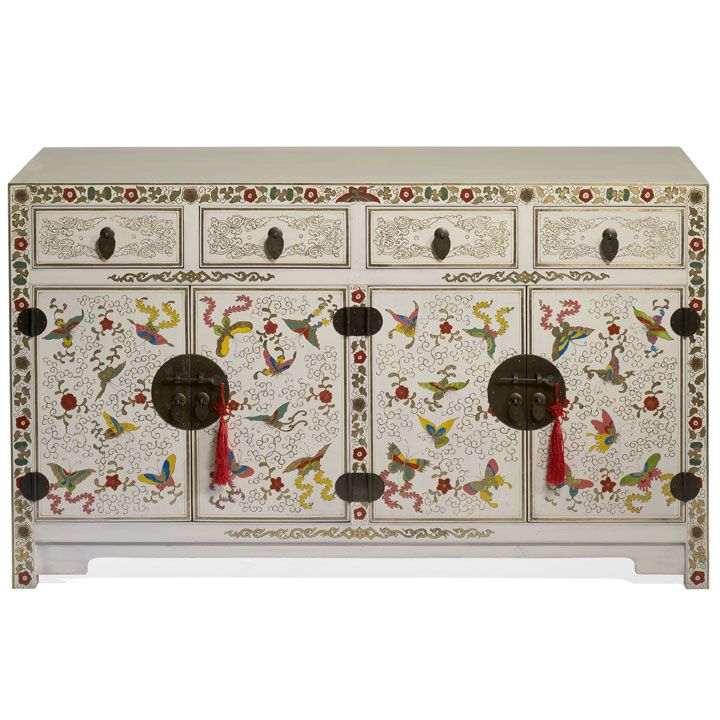 best Painted Chinese Furniture  on Pinterest  Chinese
