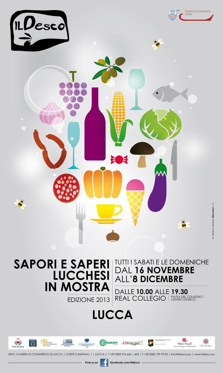 Il Desco 2013 Poster - art: Domenico Raimondi | @thesignLab