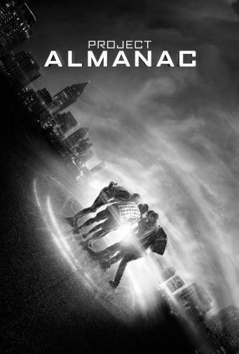 Project Almanac poster Metal Sign Wall Art 8in x 12in