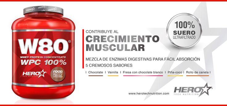 Diseño de etiquetas y banners. Hero Tech Nutrition. eugeniaparra.es
