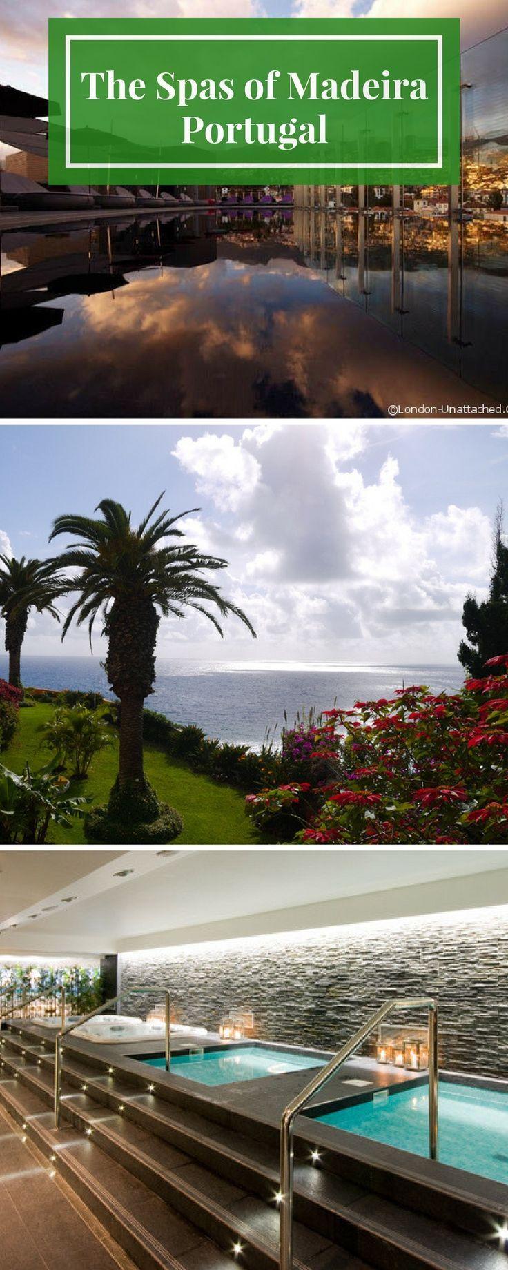 Madeira Spa Trip | Madeira Portugal | Madeira Health and Well Being | Madeira Portugal Spa | Spa Madeira