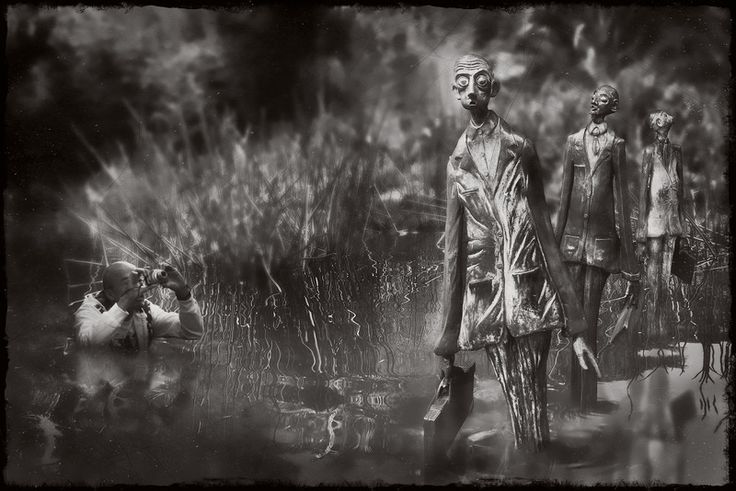 Three Wise Men: By PhotoArt By Athol