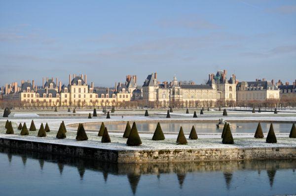 Château de fontainebleau, histoire de France