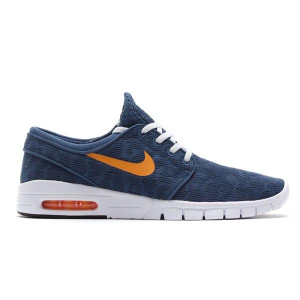 Sepatu Skateboard Nike SB Stefan Janoski Max 631303-418 merupakan sepatu legenda untuk skateboarder tampil dengan motif yang keren yang menambah kebanggaan pemakainya. Harga sepatu ini Rp 1.199.000.