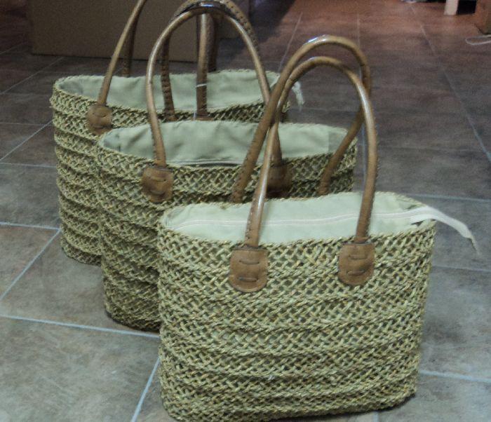 Rieten Tas Groot : Rieten tas open gevlochten tassen en manden van riet