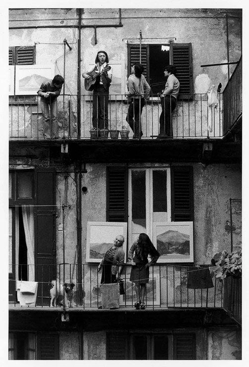 Milano - Gianni Berengo Gardin 1970