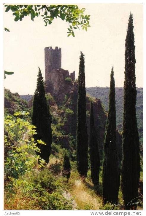 France - 11 - Aude - CPM Lastours - châteaux cathares