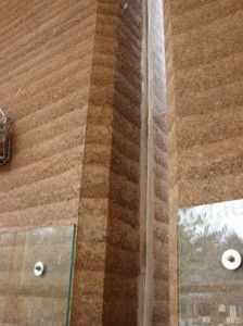 573 best rammed earth and ironbark images on pinterest rammed earth earth house and natural - The rammed earth hacienda ...