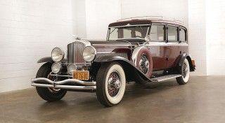 Duesenberg Model SJ Continental Touring – 1934