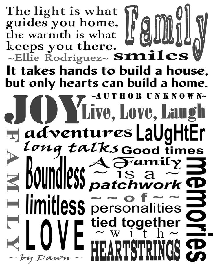 7 best Word Art, Black & white frames images on Pinterest | Etchings ...