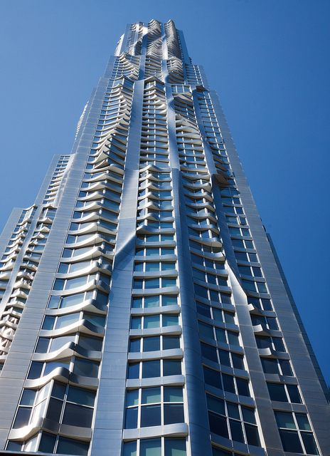 Beekman Tower Marketed As Quot New York By Gehry Quot Is A 76