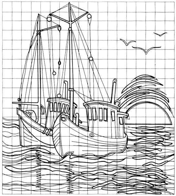 historic ship coloring pages - photo#12