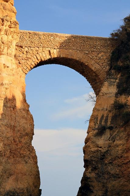 Old bridge at Largos Portugal by Jesper Bøgetoft, via Flickr