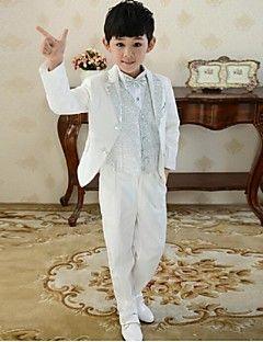Porteur de l'Anneau Suit - 6 Blanc Laine d'uniforme