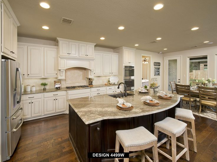 84 best Gorgeous Kitchens By Perry Homes images on Pinterest ...
