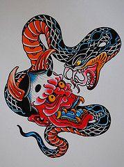 best 25 japanese snake tattoo ideas on pinterest cobra tattoo king cobra tattoo and tattoo. Black Bedroom Furniture Sets. Home Design Ideas