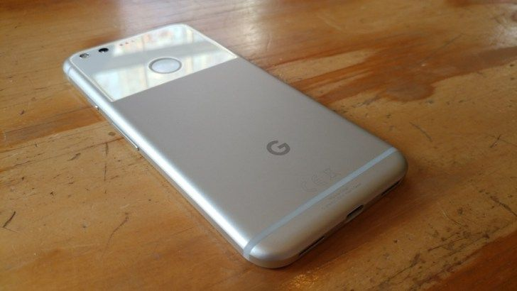 Google Pixel Android Smartphone Review