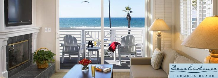 Many Of Our Romance-Seeking Couples Absolutely Love This Place! At the Beach House Hotel Hermosa Beach :-)