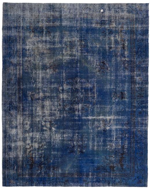 Overdyed Vintage Rug- loom: Blue Faded, Indigo Rugs, Vintage Rugs, Overdi Rugs, Texture, Overdi Vintage, Rugs Blue, Carpets, Faded Rugs