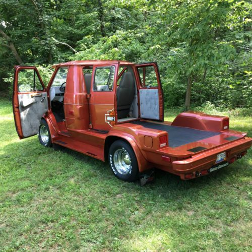 1981 Chevrolet G20 van cruiser