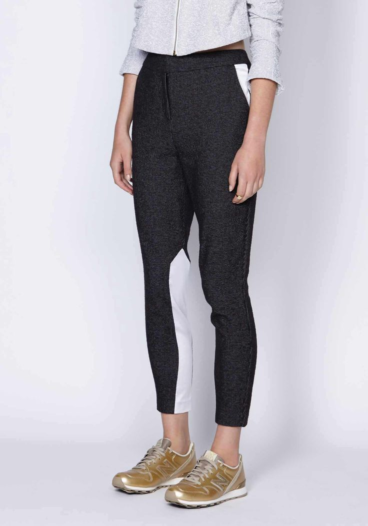 Love Rush Waffle Jacquard Pant | New In | Shop the latest women's fashion at Oncewas