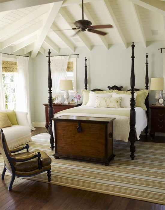 California Cottage Style | Caribbean Style in Newport Beach, California