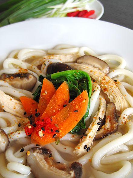 Más de 25 ideas increíbles sobre Chicken udon soup en ...