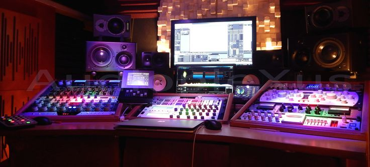 AudiopleXus Mastering Studio.
