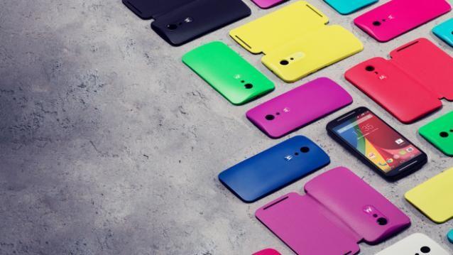 #Motorola romps back to form with souped-up new #MotoG