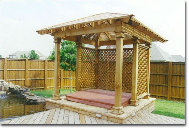 Stand Alone Pergola Designs : Best images about pergola on pinterest decks diy