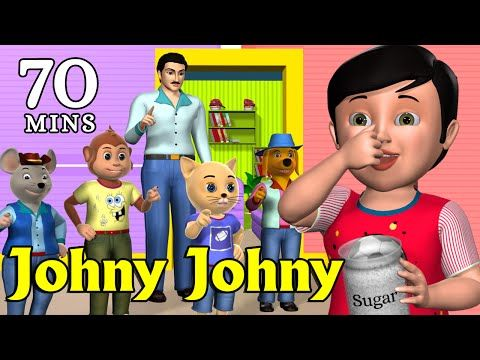 Happy Birthday Song And Many More Songs | Nursery Rhymes Collection | Kids Songs - YouTube