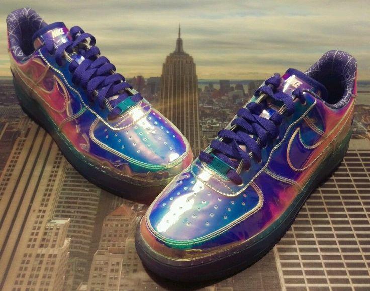 Nike Air Force 1 Id Premium Paroles Irisées