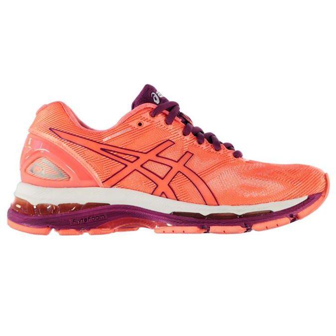 Asics   Asics Gel Nimbus 19 Ladies Running Shoes   Ladies Running Shoes