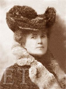 Helen Churchill Candee (October 5, 1858 – August 23, 1949) was an American author, journalist, interior decorator, feminist and geographer. Today she is best known as a survivor of the sinking of RMS Titanic in 1912 and for her later work as a travel writer and explorer of southeast Asia.