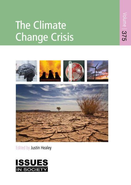 Volume 375 - The Climate Change Crisis @thespinneypress #thespinneypress #spinneypress #issuesinsociety #climatechange #climatechangecrisis