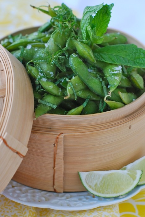 Mint and Edamame | Appetizers | Pinterest