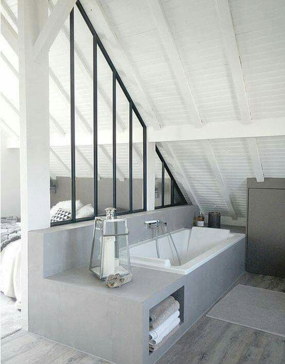 Style Loft, Totalement, Questions, Canopies, Attic, Villas, Space, Other