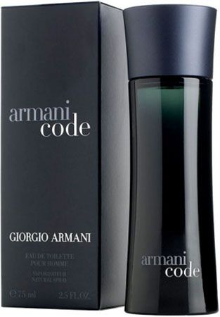 Armani Code For Men 75ml EDT Spray Armani Code For Men 75ml EDT Spray: Express Chemist offer fast delivery and friendly, reliable service. Buy Armani Code For Men 75ml EDT Spray online from Express Chemist today! http://www.comparestoreprices.co.uk/perfumes/armani-code-for-men-75ml-edt-spray.asp