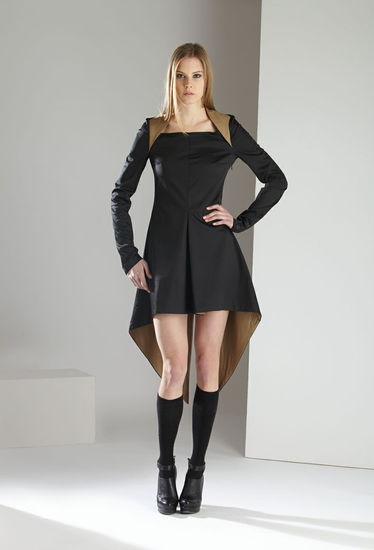 #Malloni- assimetric dress