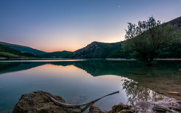 lago di Fiastra by Luigi Alesi on 500px