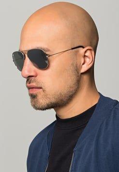Ray-Ban - AVIATOR - Okulary przeciwsłoneczne - silver-coloured