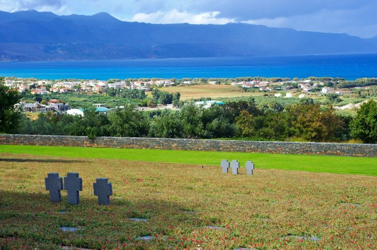 Historical Maleme Village had a significant role during the Battle of Crete. The inhabitants of the the Battle of Crete. The inhabitants of the village...