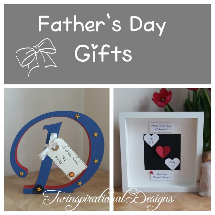 Fathers Day gifts.