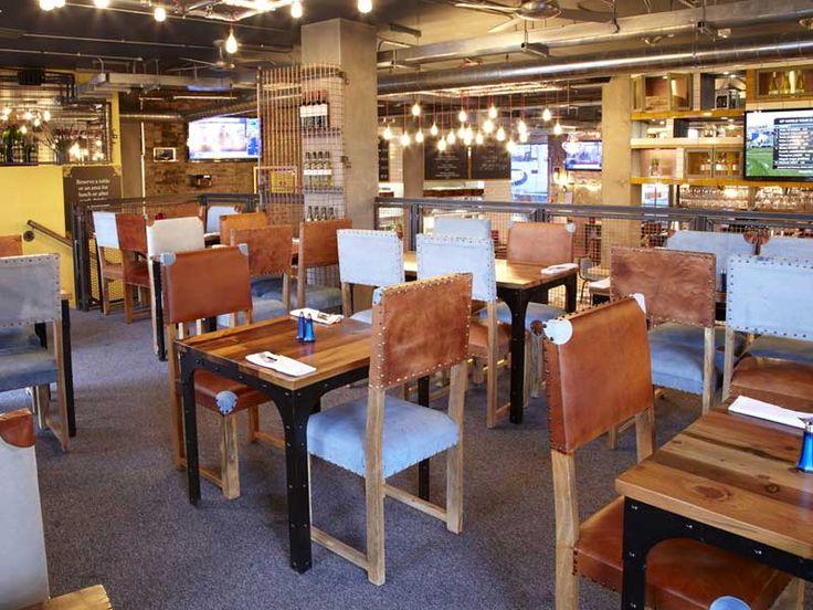 sports bar furniture. Sports Bar \u0026 Grill, Waterloo   Restaurant Furniture Portfolio Interiors Pinterest Restaurants And R