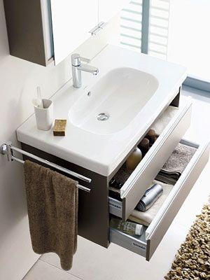 Unique Bathroom Storage Glass Containers  Bathroom Ideas  Pinterest