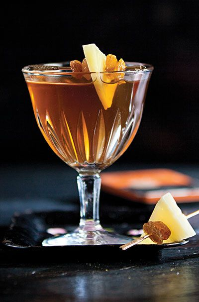 Sherry adds subtle sweetness and depth to a range of drinks, savory dishes, and desserts. See 16 sherry recipes.