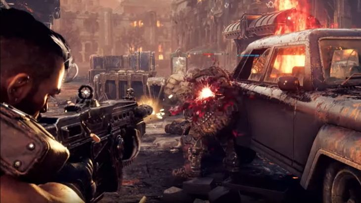 Gears Tactics Launches For Pc On April 28 2020 Https Nichegamer Com 2019 12 12 Gears Tactics Launches For Pc On April Game Pass Video Game News Gears Of War