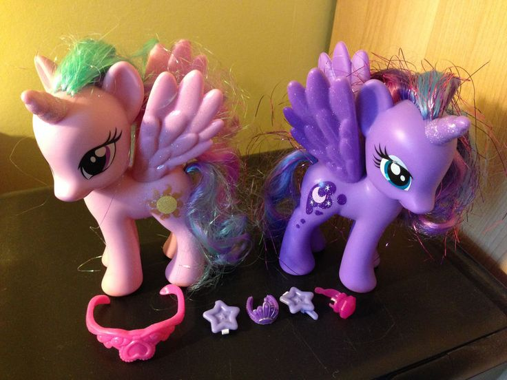 141 Best Images About My Little Pony Figurines On